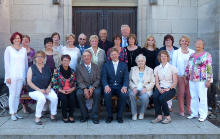 Kirchenchor 2015